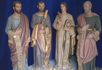 Four evangelists