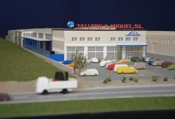 T.A.M industrial warehouses